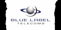 Blue Label Telecoms Logo