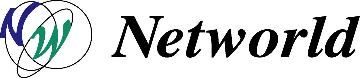 株式会社ネットワールド ロゴ