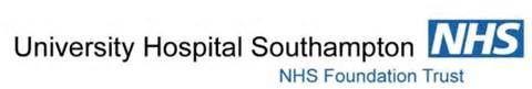 University Hospital Southampton logo