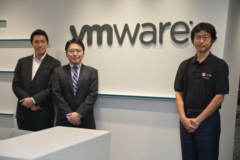 「VMware Briefing Center Tokyo」の基盤を支える中核ストレージにTintriを利用